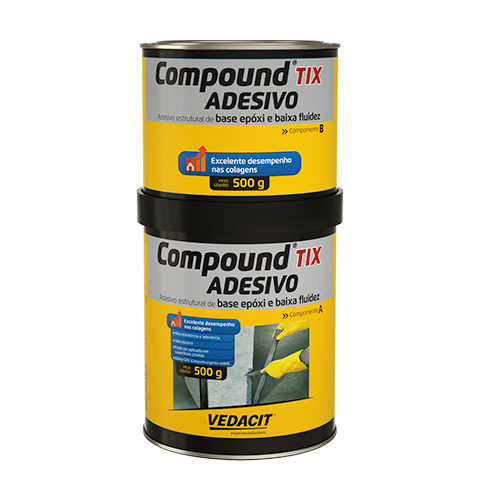 Compound Adesivo TIX